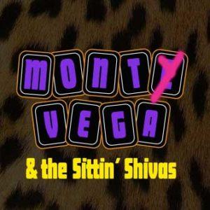 monty logo on leopard